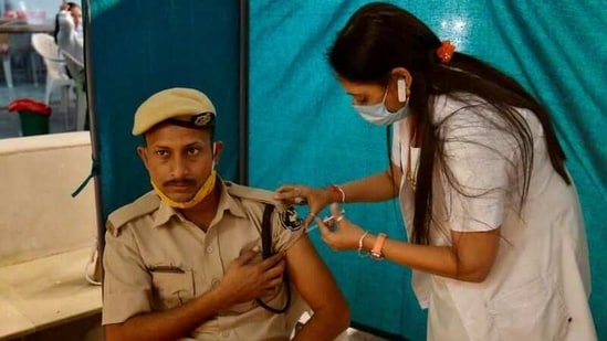India's second phase of Covid-19 vaccination is set to begin on March 1.(Reuters)