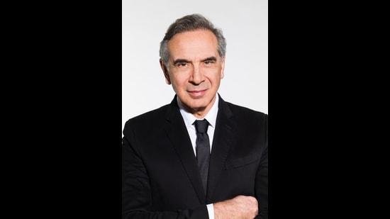 Carlo Capasa, President, Camera Nazionale Moda Italiana