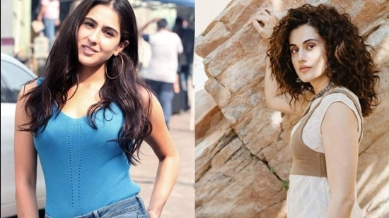 Actors Sara Ali Khan and Taapsee Pannu share that one pre-Covid ritual they can't follow now.