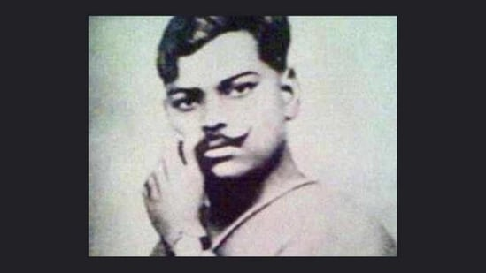 Chandra Shekhar Azad(File photo)