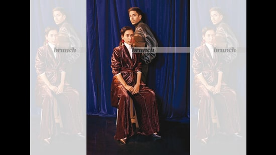 Even a decade ago no one could have imagined that the roles Tillotama Shome and Adarsh Gourav played could possibly catapult anyone to the limelight; Styling by Who Wore What When; On Tillotama: Pantsuit, Aroka; jewellery, Foundree; shoes, Christian Louboutin; Make-up: Deepti Jitani; Hair: Mona Marak; On Adarsh: Jacket: Line Tribe; Pants: Line outline; Shoes: Zara; hair and make-up: Aamir Shaikh (Prabhat Shetty)