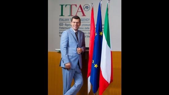 Alessandro Liberatori, Director of the ITA