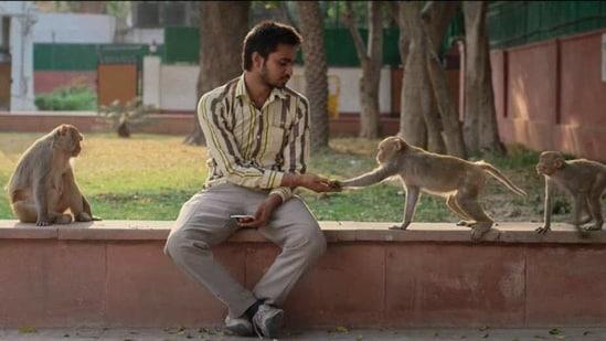 Eeb Allay Ooo! is set in the heart of Delhi.
