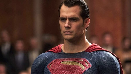 Henry Cavill played Superman in three movies.