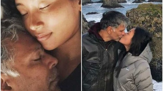 Milind Soman and Ankita Konwar tied the knot in 2018.
