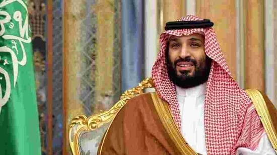 Washington on Friday released a long-delayed intelligence report that accused Crown Prince Mohammed bin Salman of approving Khashoggi's 2018 murder in Istanbul, drawing a rebuke from Riyadh, which strongly rejected the assessment.(Reuters File Photo)