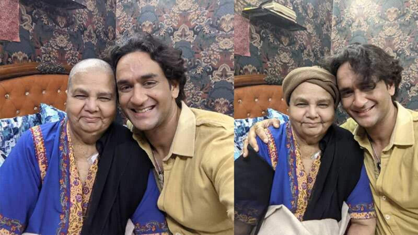 Vikas Gupta meets Rakhi Sawant's mom, says 'I think her new hairstyle is cool'