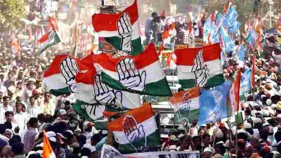 Congress' 'war' room in Delhi will be without Ahmed Patel this time.