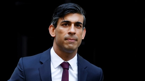 FILE PHOTO: Britain's Chancellor of the Exchequer Rishi Sunak is seen at Downing Street amid the coronavirus disease (COVID-19) outbreak in London, Britain September 24, 2020. REUTERS/John Sibley/File Photo(REUTERS)