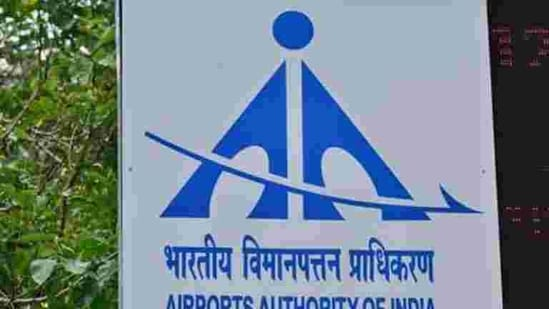 Airports Authority of India.