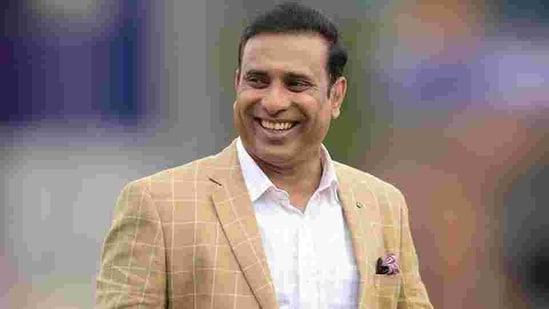 File image of former India batsman VVS Laxman.(Getty Images)