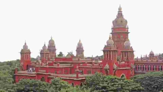 Madras High Court.(HT file)