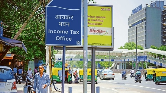 The Central Board of Direct Taxes (CBDT), that frames policy for the tax department, meanwhile, said it was fully prepared to check and monitor the role of money in influencing voters.(MINT File photo )