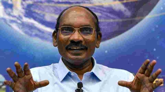 Indian Space Research Organisation (ISRO) chief K Sivan.(File photo)