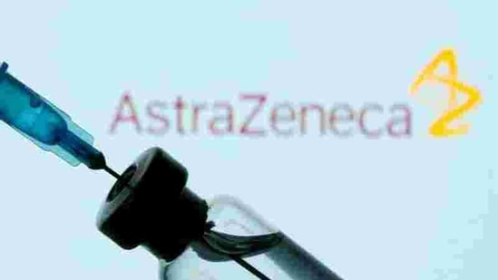 The report added that it was not clear over what period British-based AstraZeneca sold its holding in Moderna.(Reuters File Photo )
