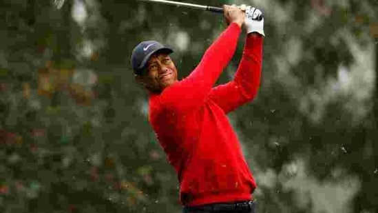 FILE PHOTO: Tiger Woods.(REUTERS)