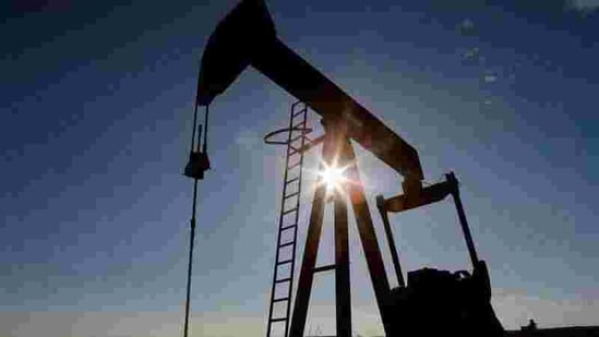 A crude oil pump jack in the Permian Basin in Loving County, Texas, US. (Reuters File Photo )