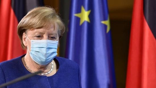 German Chancellor Angela Merkel(Reuters)