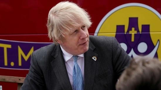 British Prime Minister Boris Johnson(Reuters)