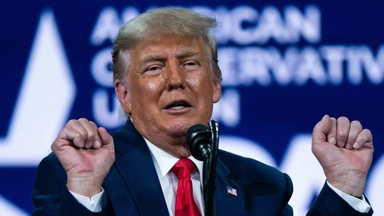 On February 19, the US officially returned to the historic Paris climate accord, 107 days after it left at the behest of former president Trump.(Bloomberg)