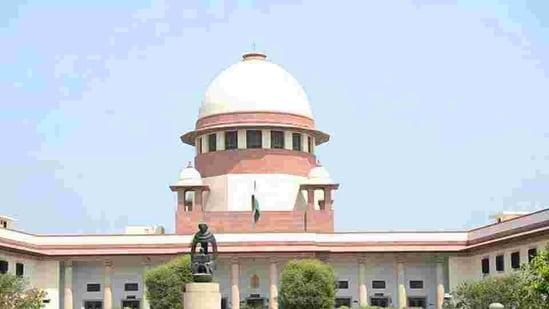 The Supreme Court. (HT PHOTO)