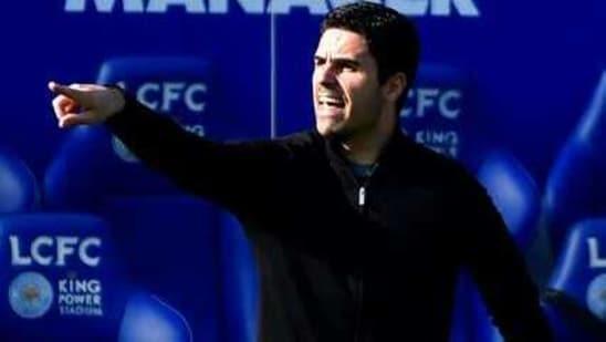 Arsenal's manager Mikel Arteta: File photo(AP)