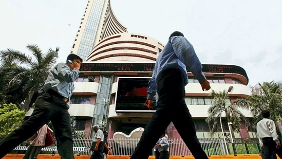 On Friday, Indian shares plunged nearly 4%, their sharpest drop in 10 months, as a spike in US government bond yields walloped stocks worldwide.(MINT_PRINT)
