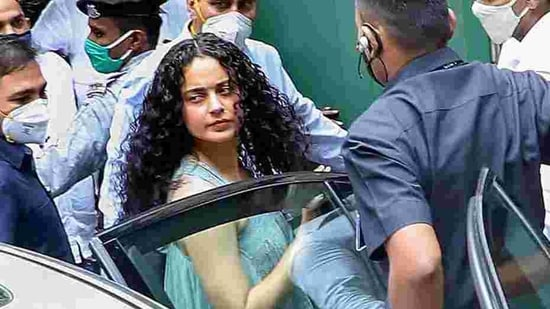 HC has posted the hearing of Kangana Ranaut's petition for March 22. (PTI)