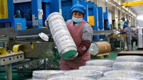 The ISM said its index of national factory activity rebounded to a reading of 60.8 last month from 58.7 in January. That was the highest level since February 2018.(via AP. Representative image)