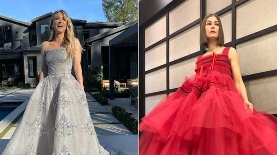 Best and worst dressed celebrities at Golden Globes 2021