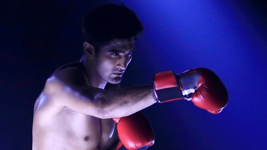 Vijender Singh(HT Photo)