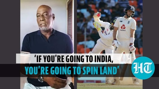 Former West Indies cricketer Vivian Richards weighs in on the Ahmedabad pitch debate