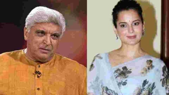 Bailable warrant issued against Kangana Ranaut on Javed Akhtar's complaint