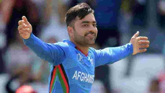 File image of Rashid Khan.(Getty Images)