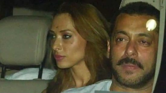 Salman Khan has been linked to Iulia Vantur for a while now.