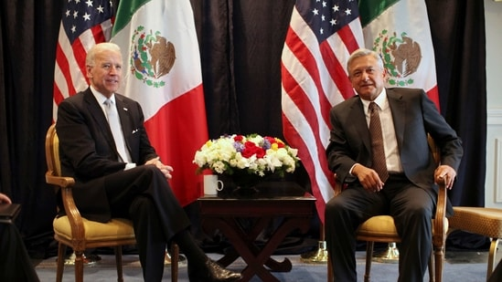 Immigration, security, climate change and the United States-Mexico-Canada Agreement (USMCA) trade deal were also likely to feature in their talks.(AP/ File photo)