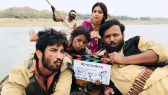 Sonchiriya was Bhumi Pednekar's only film with Sushant Singh Rajput.