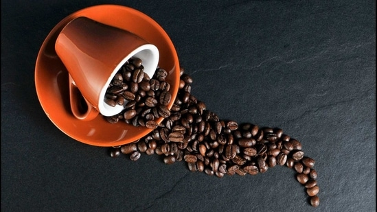 Long-term, heavy coffee consumption - six or more cups a day - can increase the number of lipids (fats) in your blood to significantly heighten your risk of cardiovascular disease (CVD).(Pixabay)
