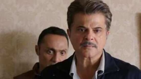 Anil Kapoor and Rahul Bose in Dil Dhadakne Do.