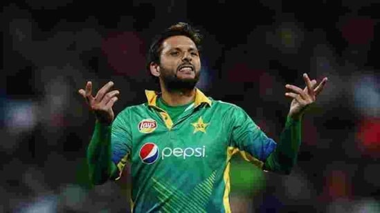 File image of Shahid Afridi.(Getty Images)
