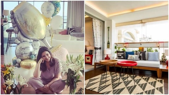 Take a peek inside Parineeti Chopra's Mumbai house.