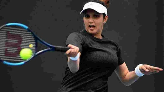 India's Sania Mirza. File(Getty Images)