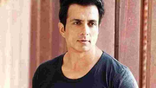 Sonu Sood shared a post about his son adopting a puppy.