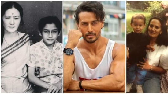 Tiger Shroff's paternal grandmother was from Kazakhstan, while his maternal grandmother was from Belgium.