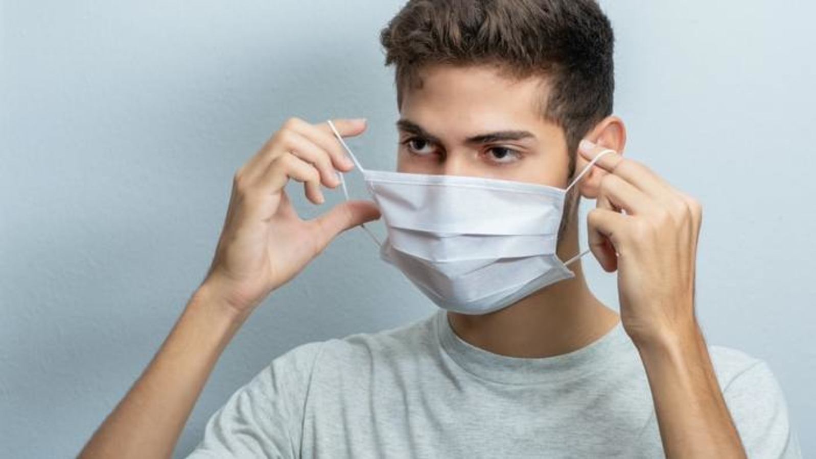 Low cost, high efficiency mask design presented by Oxford study - Hindustan Times