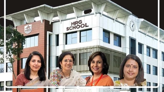 Moderated by Ms. Neethi Srikumar, VP Operations, Shri Educare Ltd, the event saw the participation of Ms. Uttara Singh, Director, The Shriram Millennium Schools Noida, Faridabad and Gurugram, Ms. Pooja Thakur, Principal, The Shri Ram School, Vasant Vihar and Ms. Priyanka Barara, Principal, MRG School, Rohini.
