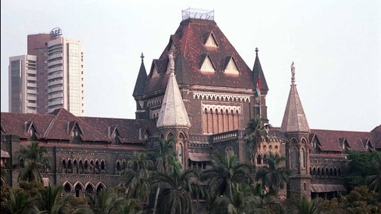 The Bombay high court. (HT archive)
