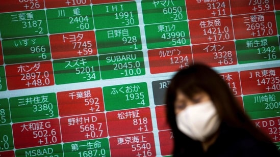 Capital spending fell 4.8% in October-December compared with the same period a year earlier, Ministry of Finance (MOF) data showed on Tuesday, posting a third straight quarter of declines following a 10.6% drop in July-September.(AFP)