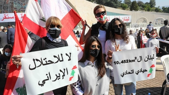 Lebanon has been hammered by one crisis after another, starting with the outbreak of anti-government protests against the country's corrupt political class in October 2019. That has been compounded by the coronavirus pandemic and a massive, deadly blast in Beirut's port last August. (Representative Image)(AFP)