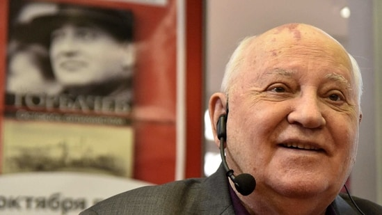 Mikhail Gorbachev's legacy has also been partially unpicked in recent years as Moscow and Washington's ties have retreated to post-Cold War lows(AFP)